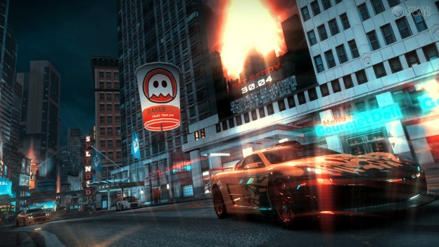 Ridge Racer Unbounded Screenshot #10 for Xbox 360