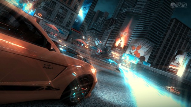 Ridge Racer Unbounded Screenshot #11 for Xbox 360