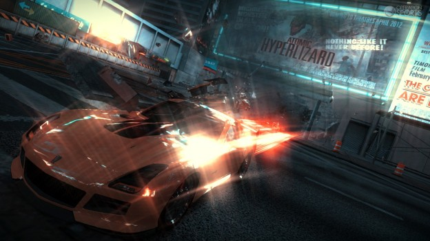 Ridge Racer Unbounded Screenshot #12 for Xbox 360