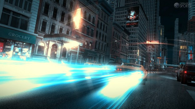 Ridge Racer Unbounded Screenshot #13 for Xbox 360