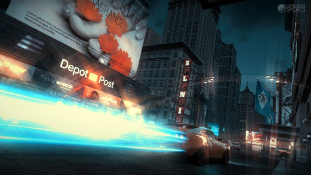 Ridge Racer Unbounded Screenshot #14 for Xbox 360