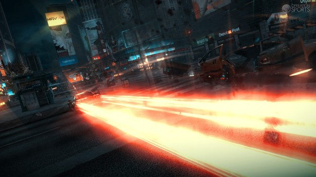 Ridge Racer Unbounded Screenshot #15 for Xbox 360