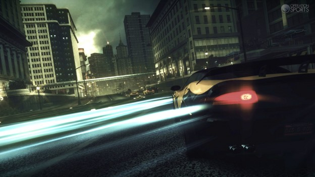 Ridge Racer Unbounded Screenshot #17 for Xbox 360