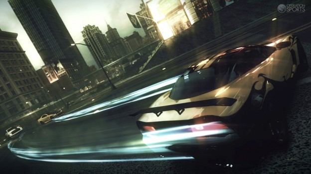 Ridge Racer Unbounded Screenshot #18 for Xbox 360