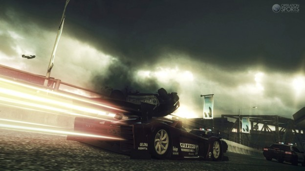 Ridge Racer Unbounded Screenshot #19 for Xbox 360