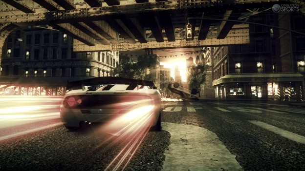 Ridge Racer Unbounded Screenshot #21 for Xbox 360