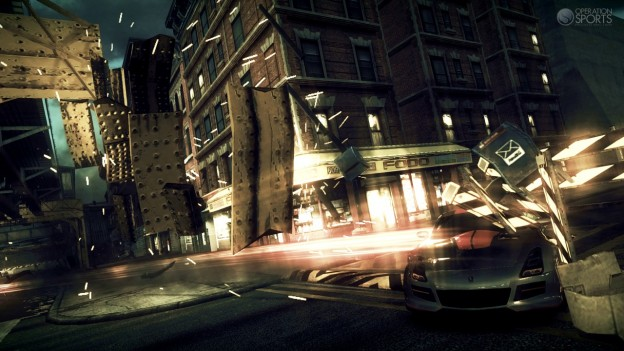 Ridge Racer Unbounded Screenshot #22 for Xbox 360