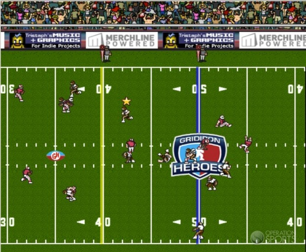 Gridiron Heroes Screenshot #6 for PC