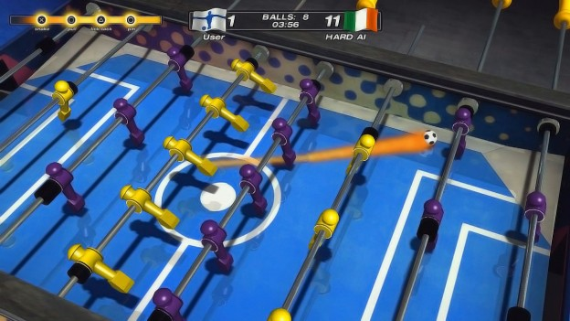 Foosball 2012 Screenshot #2 for PS3