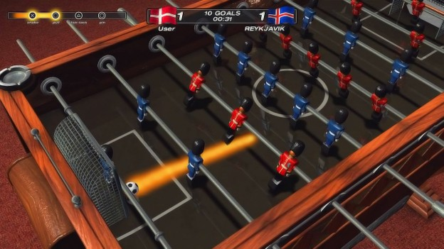 Foosball 2012 Screenshot #3 for PS3