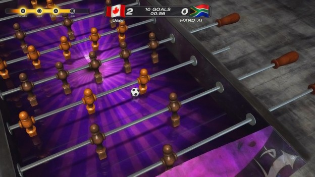 Foosball 2012 Screenshot #5 for PS3