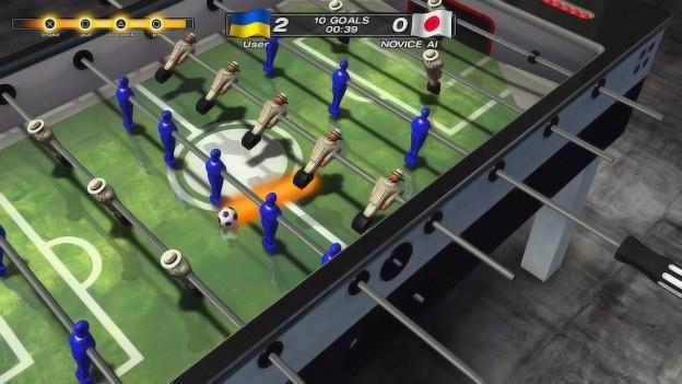 Foosball 2012 Screenshot #6 for PS3