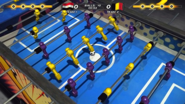 Foosball 2012 Screenshot #7 for PS3
