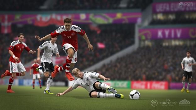 UEFA Euro 2012 Screenshot #2 for Xbox 360