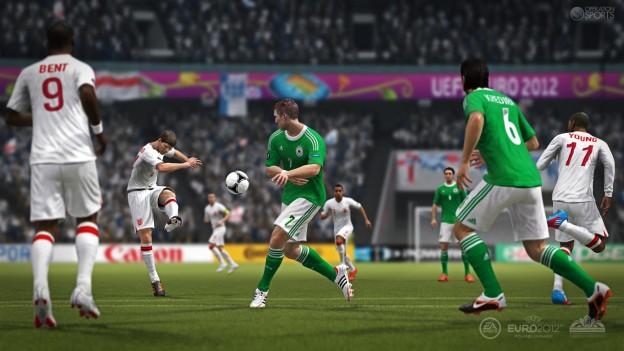 UEFA Euro 2012 Screenshot #3 for Xbox 360