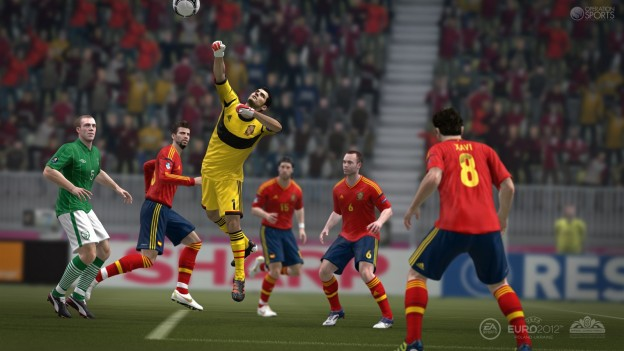 UEFA Euro 2012 Screenshot #6 for Xbox 360