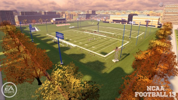 NCAA Football 13 Screenshot #8 for Xbox 360