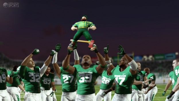 NCAA Football 13 Screenshot #9 for Xbox 360