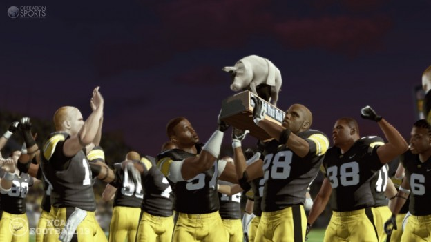 NCAA Football 13 Screenshot #10 for Xbox 360
