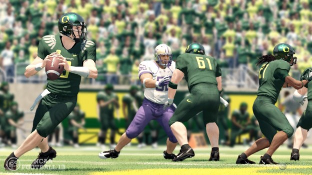 NCAA Football 13 Screenshot #17 for Xbox 360