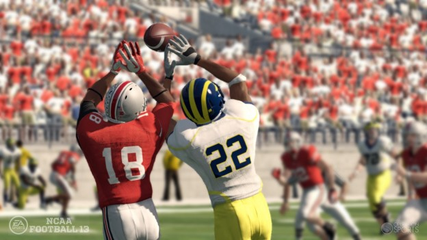 NCAA Football 13 Screenshot #3 for PS3