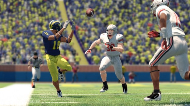NCAA Football 13 Screenshot #4 for PS3