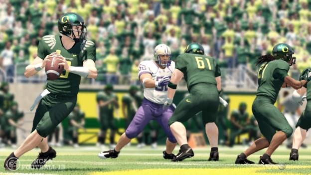 NCAA Football 13 Screenshot #5 for PS3