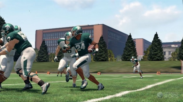 NCAA Football 13 Screenshot #8 for PS3