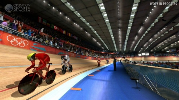London 2012 - The Official Video Game of the Olympic Games Screenshot #1 for Xbox 360