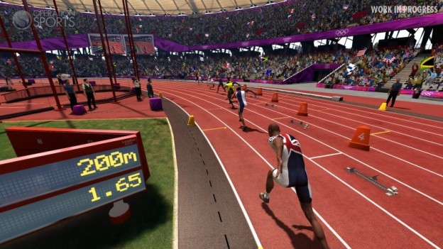London 2012 - The Official Video Game of the Olympic Games Screenshot #2 for Xbox 360