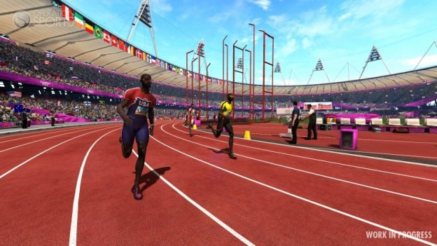 London 2012 - The Official Video Game of the Olympic Games Screenshot #3 for Xbox 360