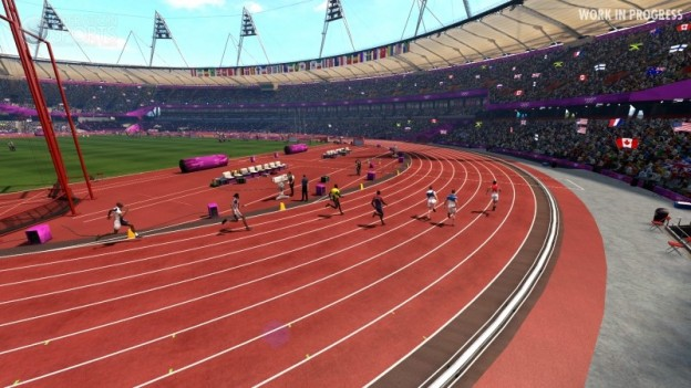 London 2012 - The Official Video Game of the Olympic Games Screenshot #4 for Xbox 360