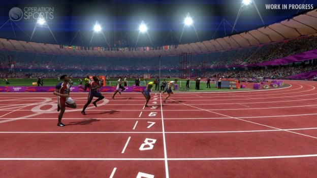 London 2012 - The Official Video Game of the Olympic Games Screenshot #5 for Xbox 360