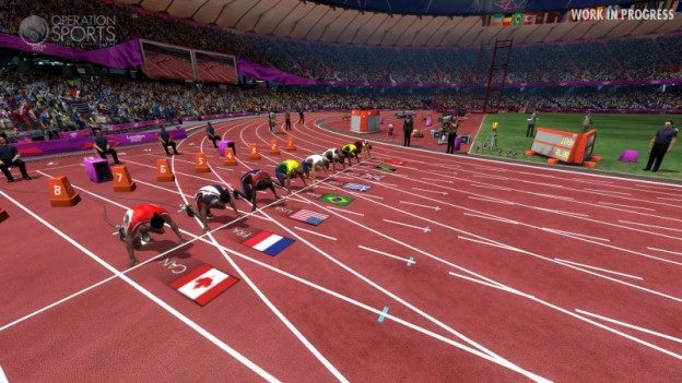 London 2012 - The Official Video Game of the Olympic Games Screenshot #6 for Xbox 360