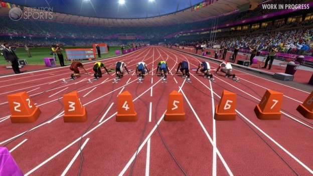 London 2012 - The Official Video Game of the Olympic Games Screenshot #7 for Xbox 360