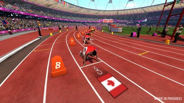 London 2012 - The Official Video Game of the Olympic Games Screenshot #8 for Xbox 360