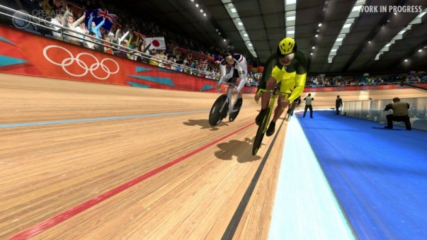 London 2012 - The Official Video Game of the Olympic Games Screenshot #9 for Xbox 360