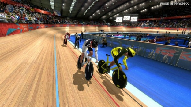 London 2012 - The Official Video Game of the Olympic Games Screenshot #10 for Xbox 360