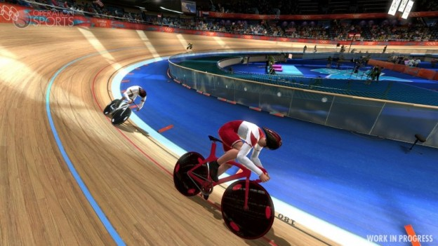 London 2012 - The Official Video Game of the Olympic Games Screenshot #11 for Xbox 360