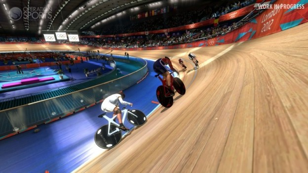 London 2012 - The Official Video Game of the Olympic Games Screenshot #12 for Xbox 360