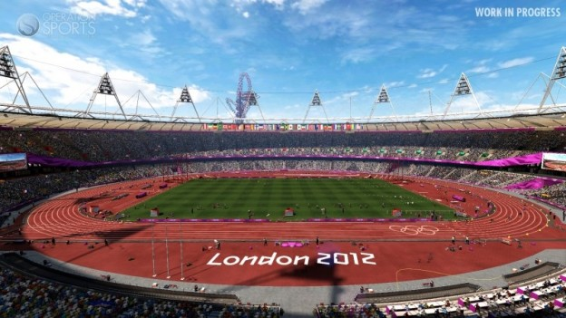 London 2012 - The Official Video Game of the Olympic Games Screenshot #13 for Xbox 360