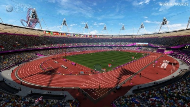London 2012 - The Official Video Game of the Olympic Games Screenshot #14 for Xbox 360