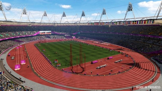 London 2012 - The Official Video Game of the Olympic Games Screenshot #16 for Xbox 360