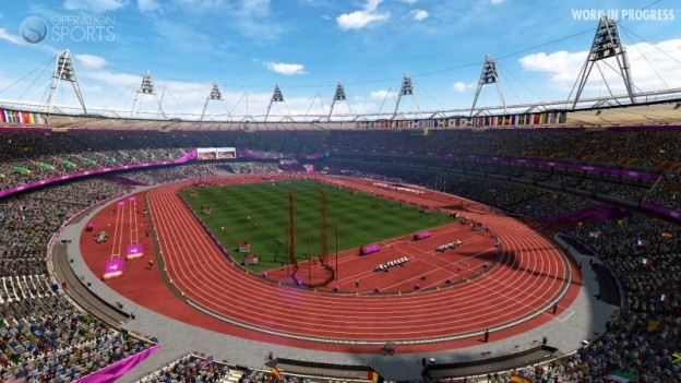 London 2012 - The Official Video Game of the Olympic Games Screenshot #17 for Xbox 360