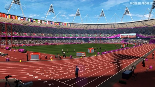 London 2012 - The Official Video Game of the Olympic Games Screenshot #19 for Xbox 360