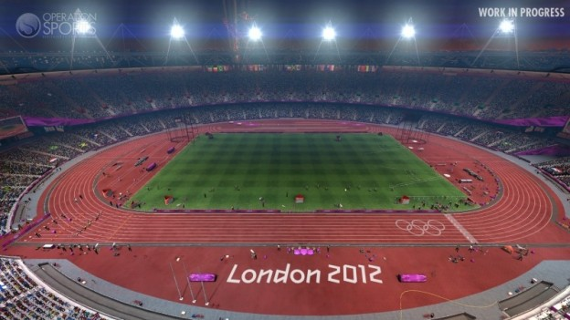 London 2012 - The Official Video Game of the Olympic Games Screenshot #20 for Xbox 360