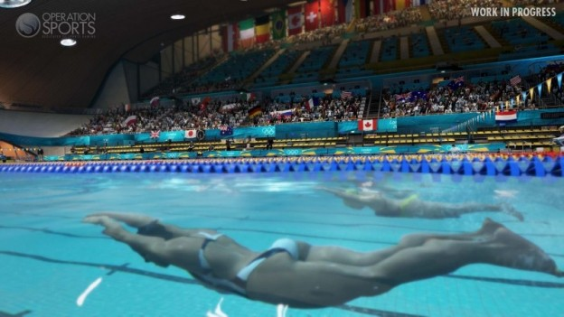 London 2012 - The Official Video Game of the Olympic Games Screenshot #27 for Xbox 360