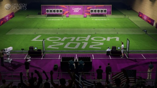 London 2012 - The Official Video Game of the Olympic Games Screenshot #36 for Xbox 360