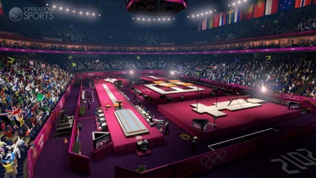 London 2012 - The Official Video Game of the Olympic Games Screenshot #38 for Xbox 360