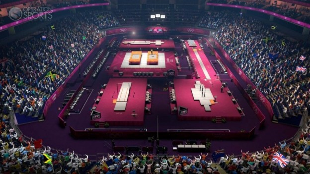 London 2012 - The Official Video Game of the Olympic Games Screenshot #40 for Xbox 360